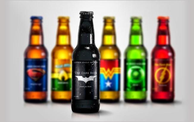 botellas-cerveza-superheroes