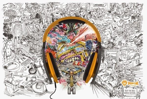Iron Maiden - anuncio PopClick
