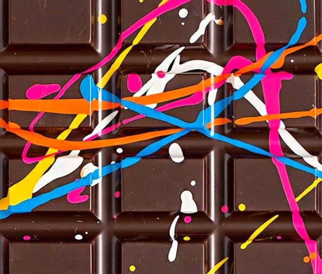 pollock-chocolate