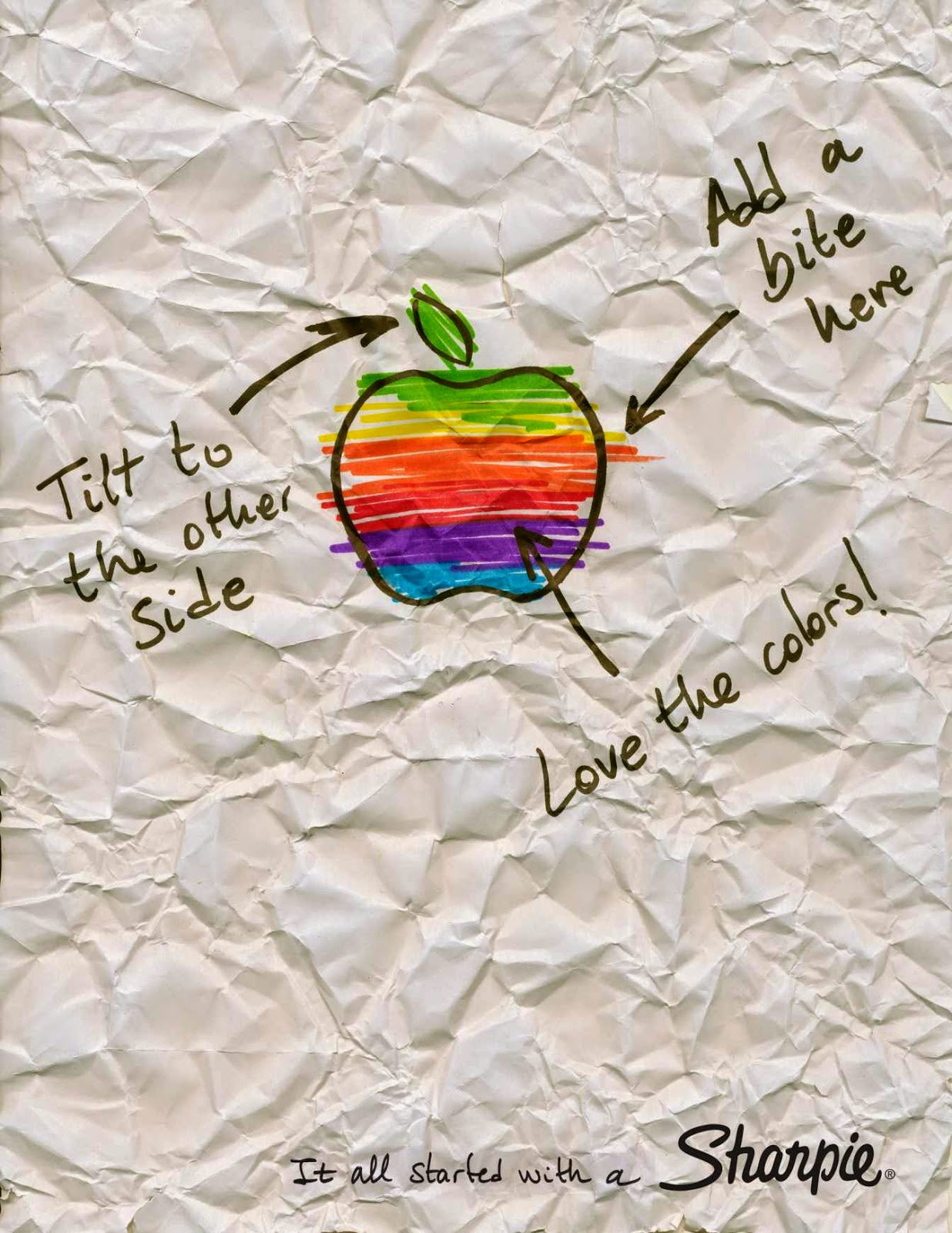 grafica-apple-rotuladores-sharpie