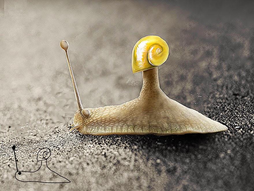 telmo-pieper-ilustracion-caracol