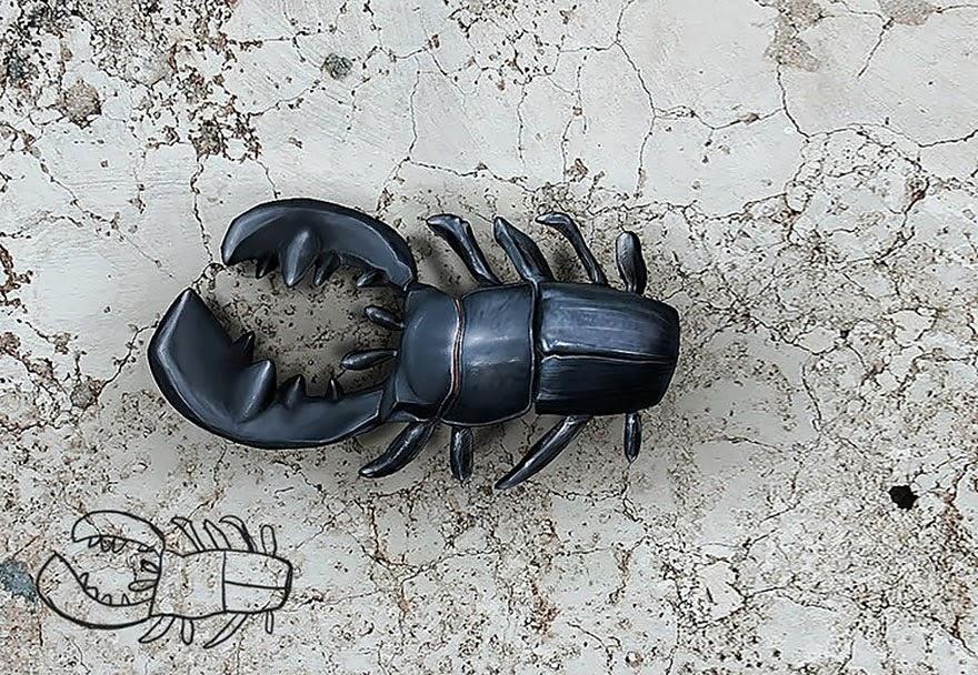 telmo-pieper-ilustracion-insecto