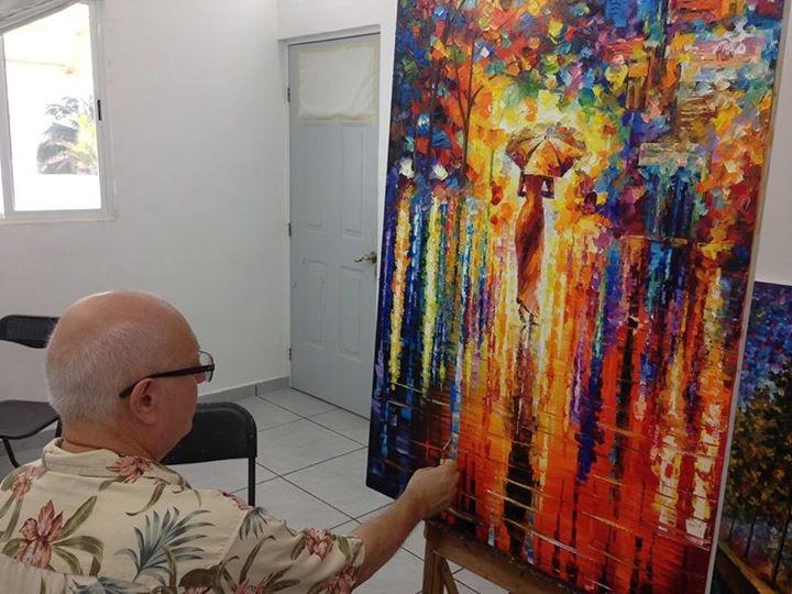 Leonid Afremov-artista