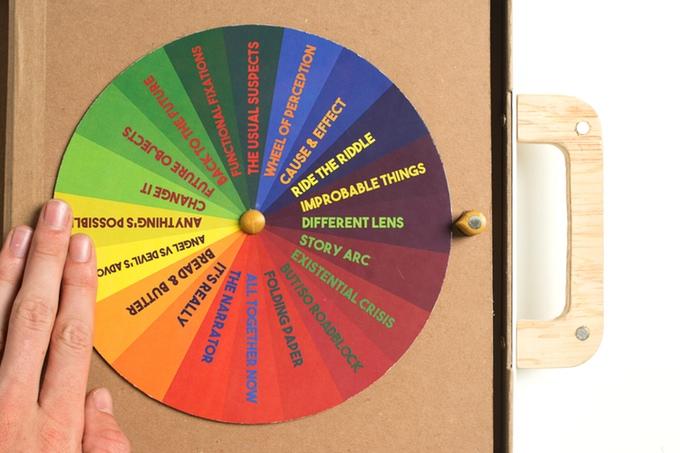 juego-diseño-creativo-designercise-ruleta